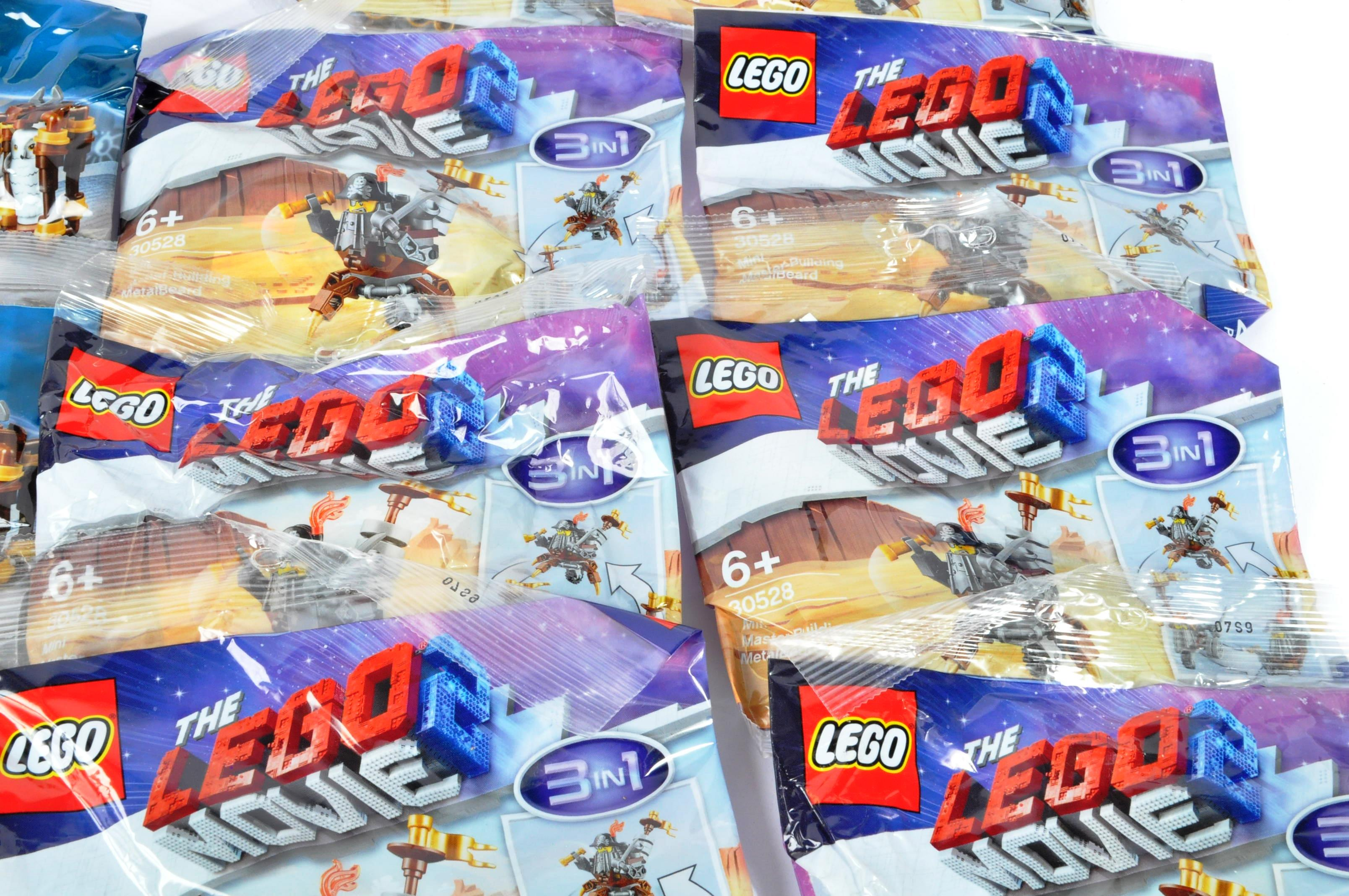 LEGO - LARGE COLLECTION OF LEGO MOVIE, CITY & HARRY POTTER SETS - Image 5 of 5