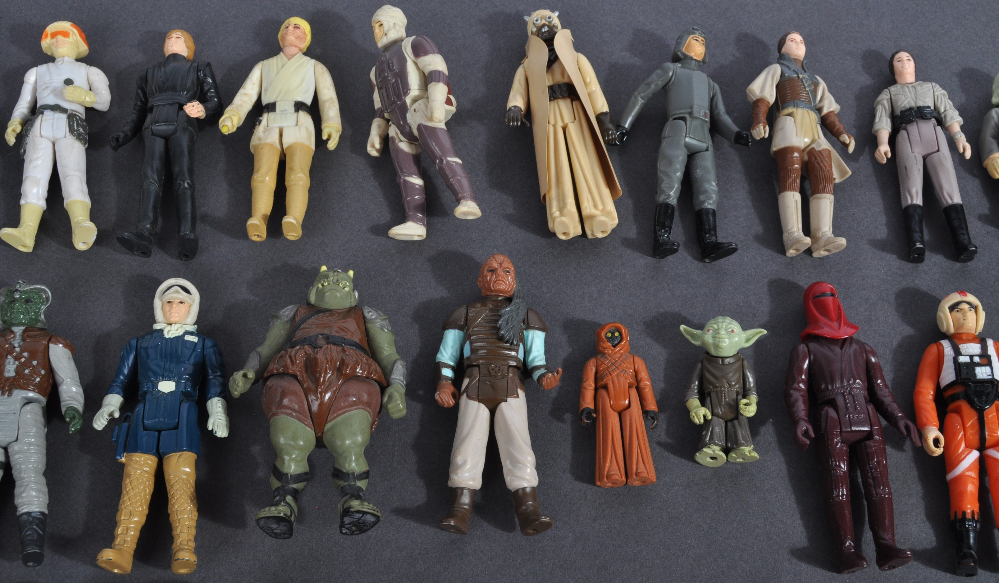 STAR WARS - COLLECTION OF VINTAGE KENNER / PALITOY ACTION FIGURES - Image 3 of 7