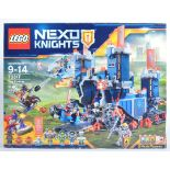 LEGO SET - LEGO NEXO KNIGHTS - 70317 THE FORTREX
