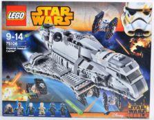 LEGO SET - LEGO STAR WARS - 75106 - IMPERIAL ASSAULT CARRIER