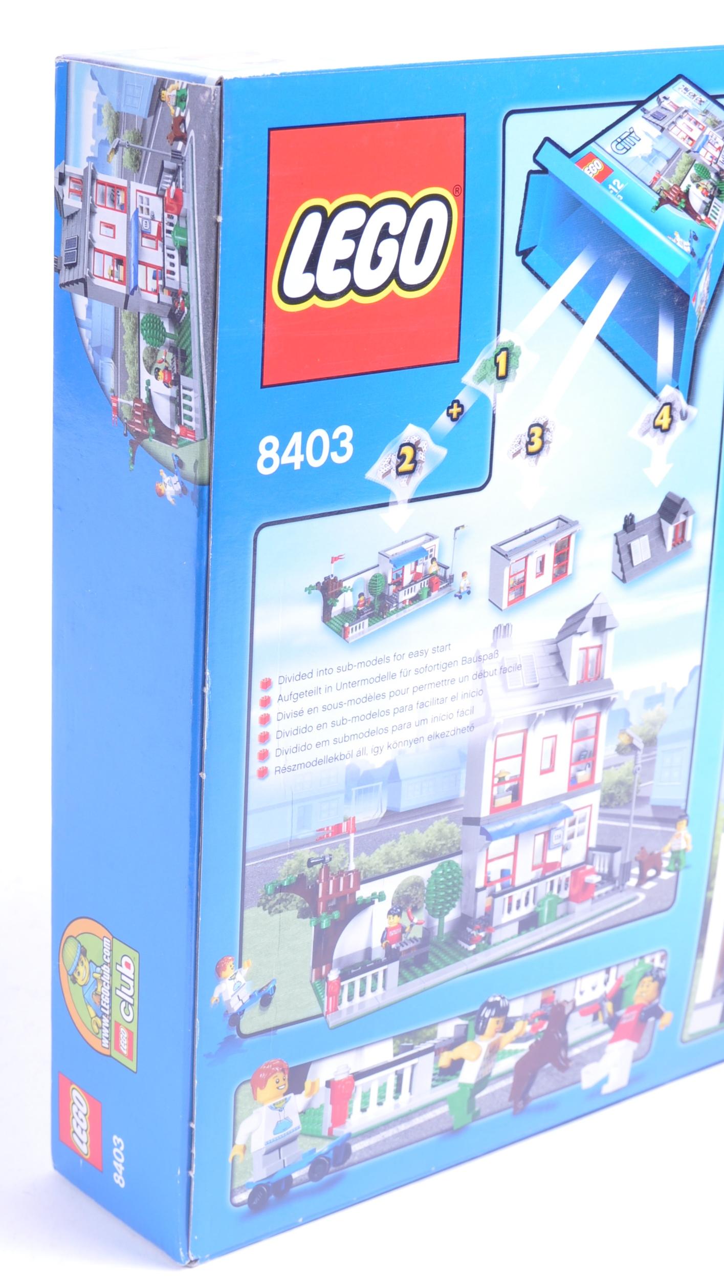 LEGO SET - LEGO CITY - 8403 - CITY HOUSE - Image 4 of 4