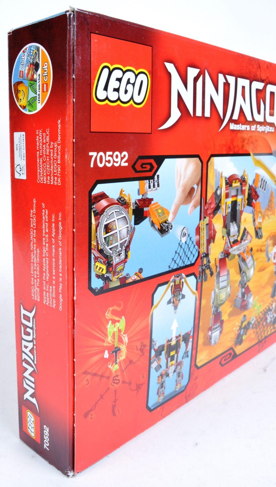 LEGO SETS - LEGO NINJAGO - 70589 / 70592 / 70746 / 70748 - Image 10 of 10