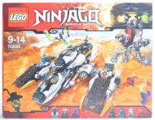 LEGO SET - LEGO NINJAGO - 70595 - ULTRA STEALTH RAIDER