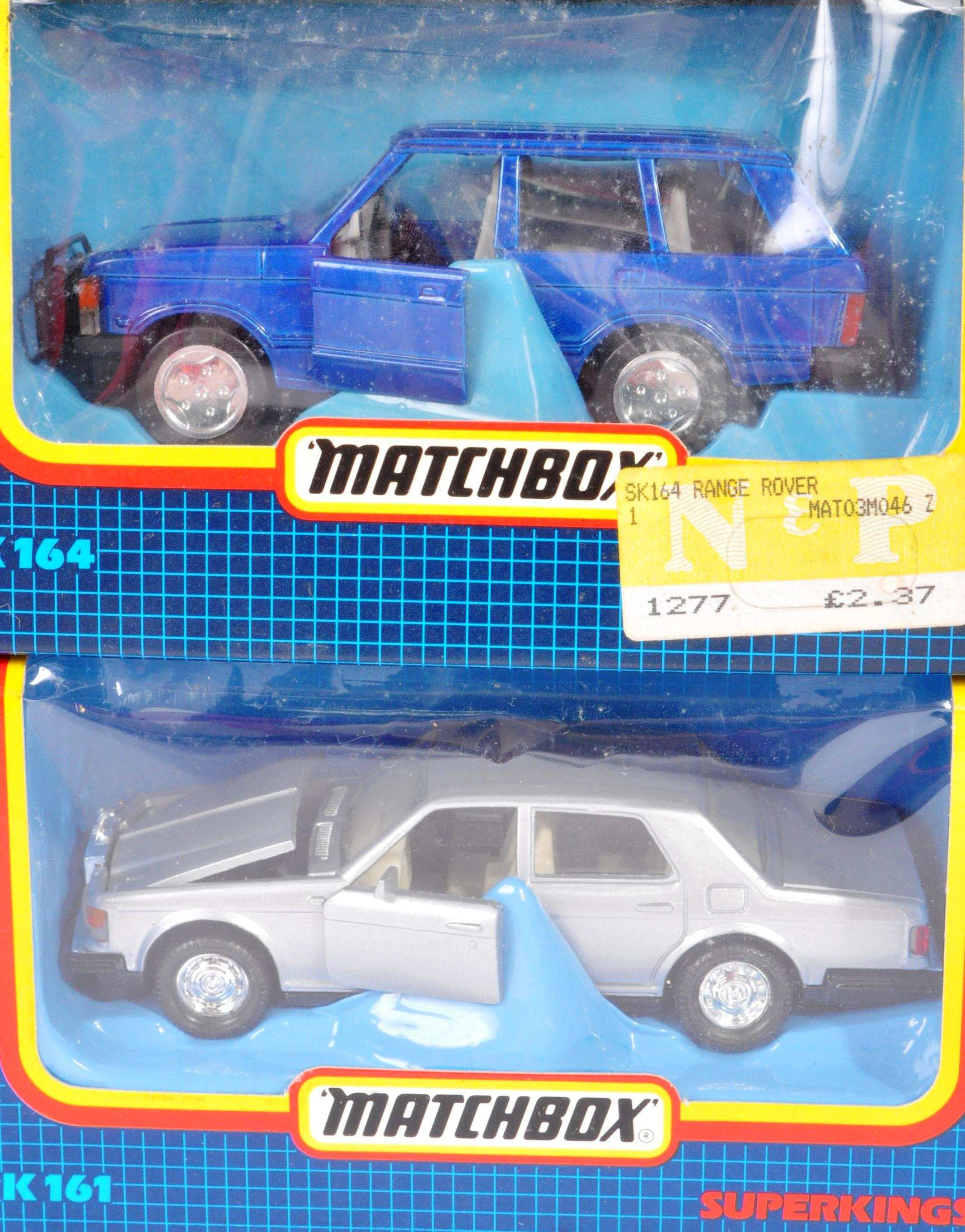 COLLECTION OF VINTAGE MATCHBOX SUPERKINGS DIECAST MODELS - Image 2 of 6