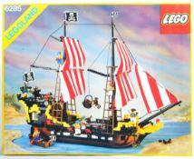 LEGO SET - LEGO LAND - 6285 - BLACK SEAS BARRACUDA
