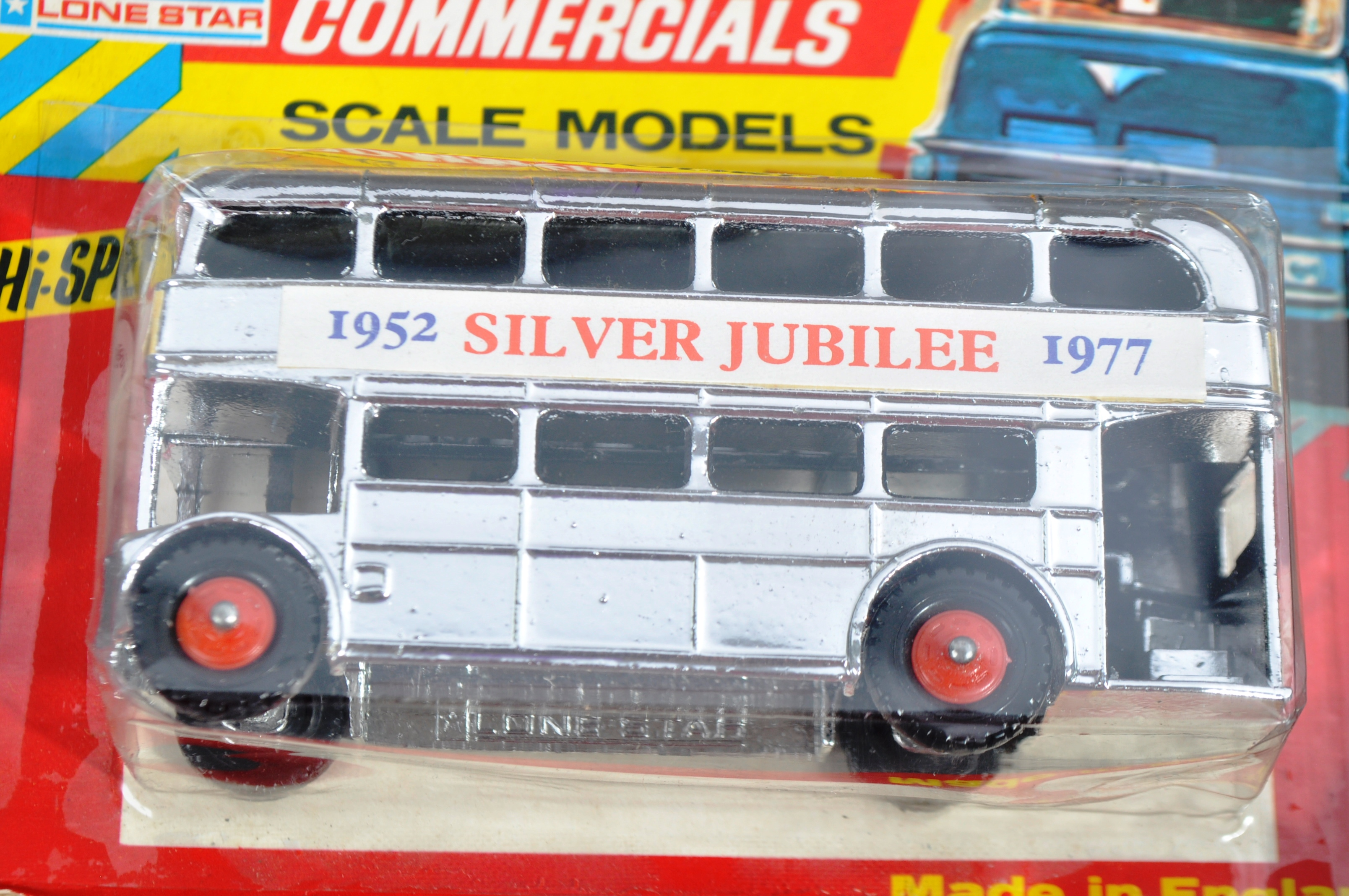 COLLECTION OF X5 ORIGINAL VINTAGE LONE STAR DIECAST MODELS - Image 3 of 6