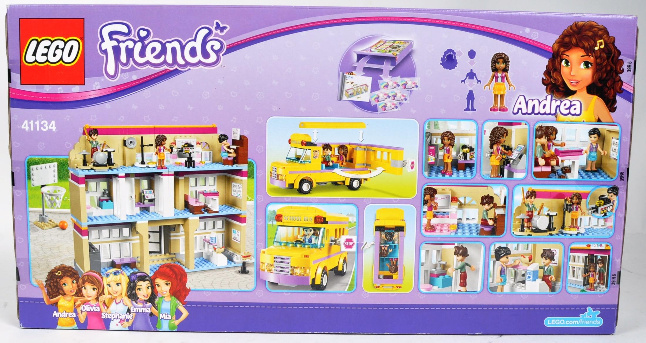 LEGO SET - LEGO FRIENDS - 41134 - HEARTLAKE PERFORMANCE SCHOOL - Image 2 of 4