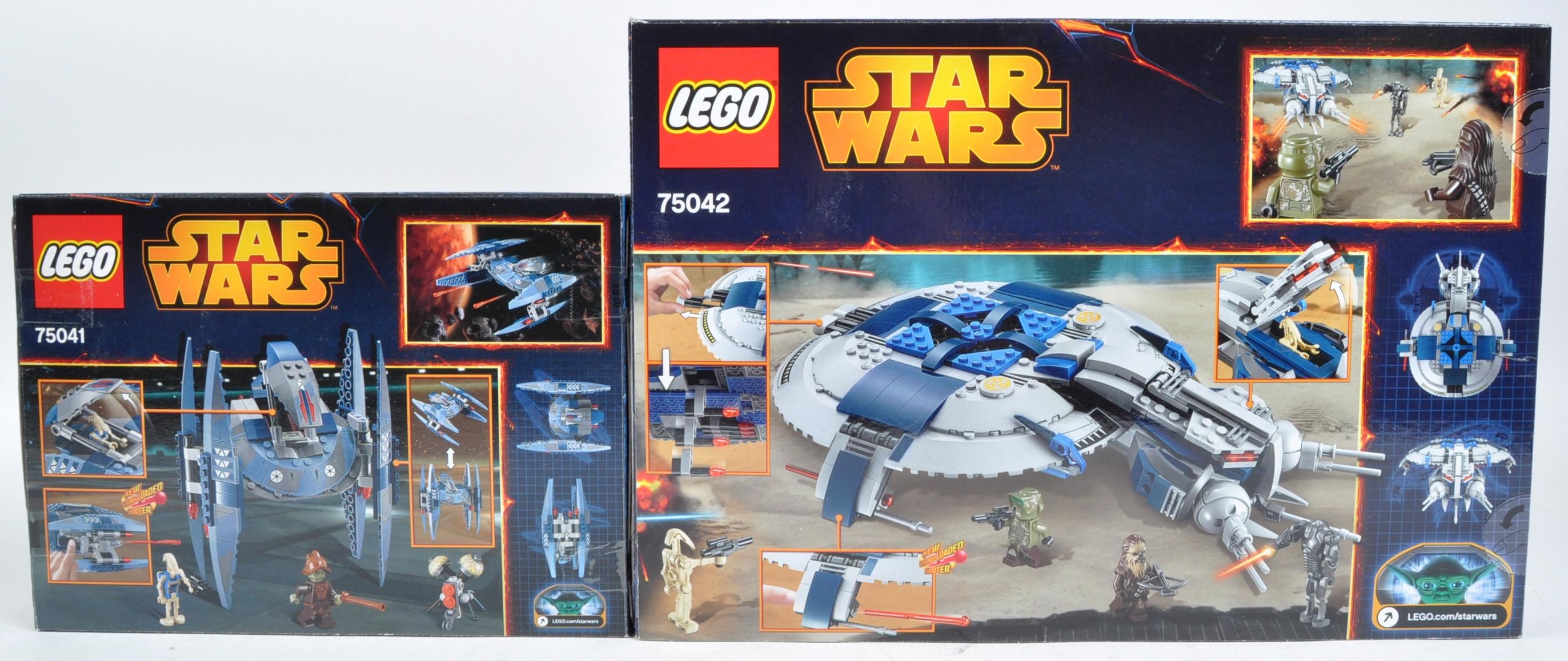 LEGO SETS - LEGO STAR WARS - 75041 / 75042 - Image 2 of 6