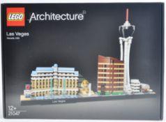 LEGO SET - LEGO ARCHITECTURE - 21047 - LAS VEGAS