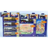 COLLECTION OF X12 LLEDO SHOWMANS COLLECTION DIECAST MODELS