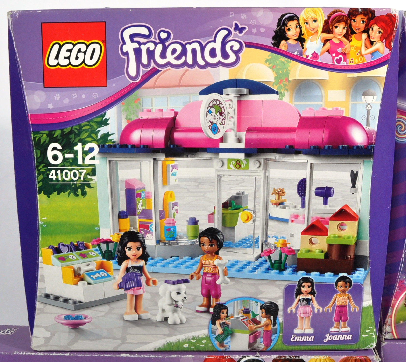 LEGO SETS - LEGO FRIENDS - COLLECTION OF X5 LEGO FRIENDS SETS - Image 3 of 6