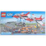 LEGO SET - LEGO CITY - 60103 - AIRPORT AIR SHOW