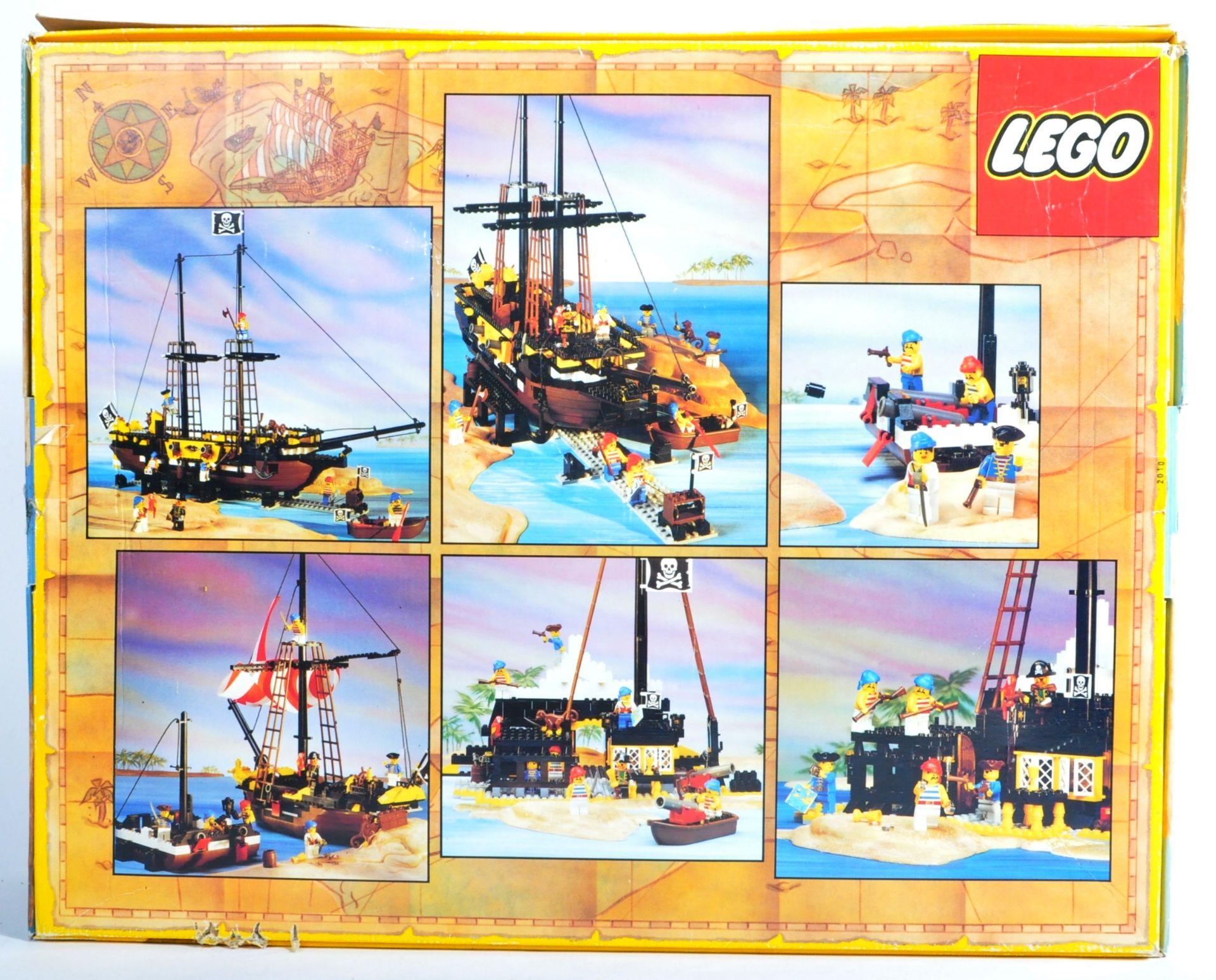 LEGO SET - LEGO LAND - 6285 - BLACK SEAS BARRACUDA - Image 2 of 8