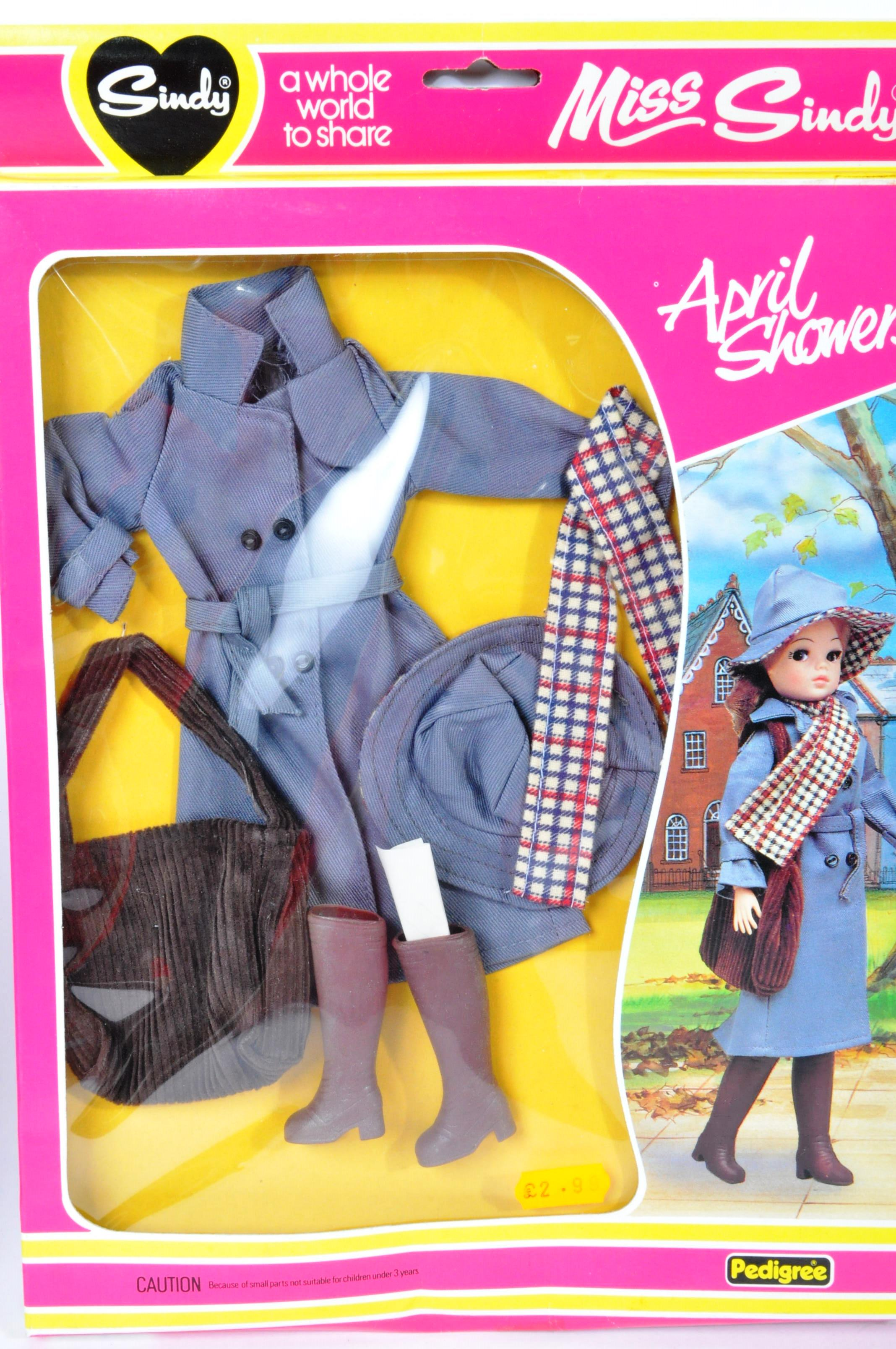 SINDY - COLLECTION OF ORIGINAL 1970S DOLLS & ACCESSORIES - Image 3 of 5