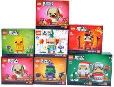 LEGO SETS - BRICK HEADZ