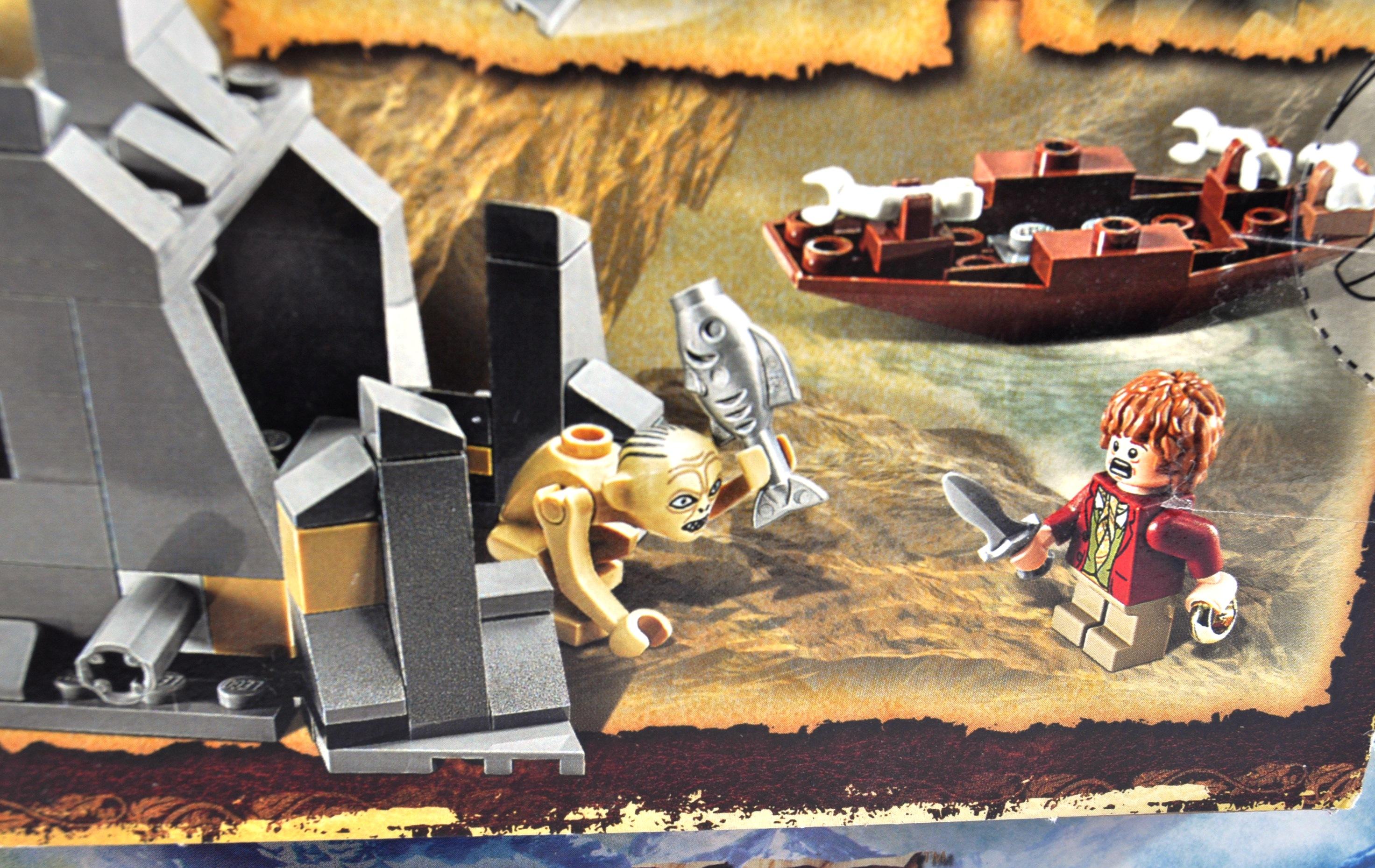 LEGO SETS - THE HOBBIT - 79000 / 79011 - Image 5 of 7