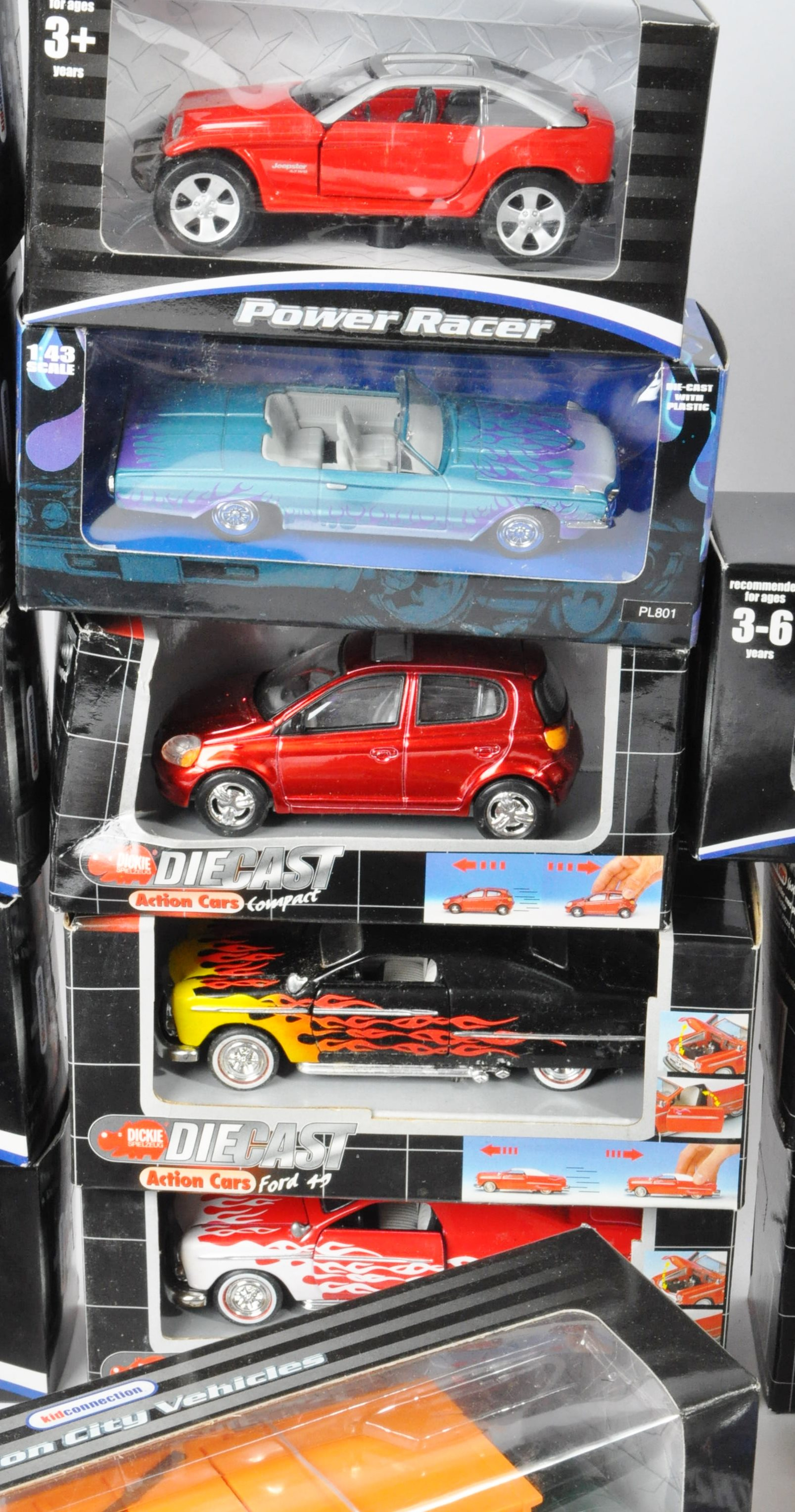 COLLECTION OF ASSORTED BOXED DIECAST MODEL CARS - Image 4 of 6