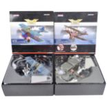 CORGI AVIATION ARCHIVE - TWO BOXED LIMITED EDITION 1/48 SCALE