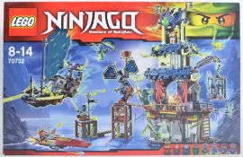 LEGO SET - LEGO NINJAGO - 70732 - CITY OF STIIX