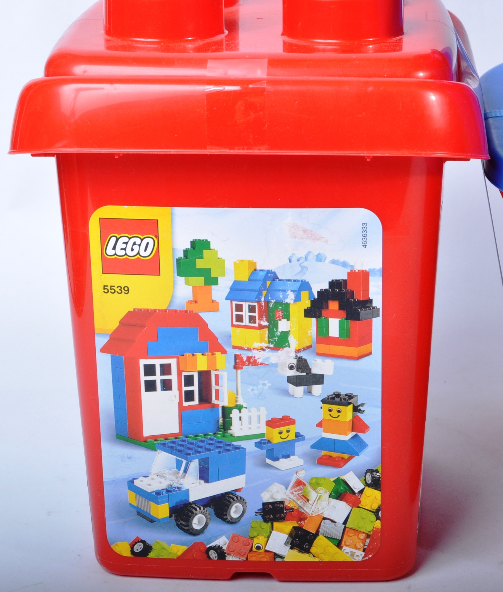 COLLECTION OF ASSORTED LEGO CREATOR BUILDING BUCKET SETS - Image 2 of 6