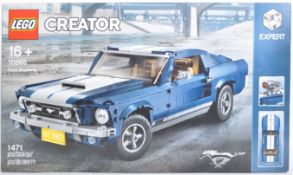 LEGO SET - LEGO CREATOR - 10265 - FORD MUSTANG