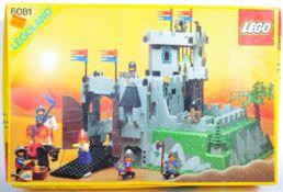 LEGO SET - LEGO LAND - 6081 - KING'S MOUNTAIN FORTRESS