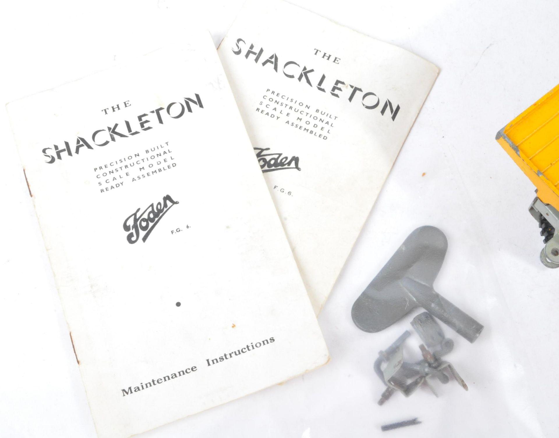 RARE VINTAGE SHACKLETON TOY ' MECHANICAL FODEN ' WORKING MODEL - Image 20 of 24