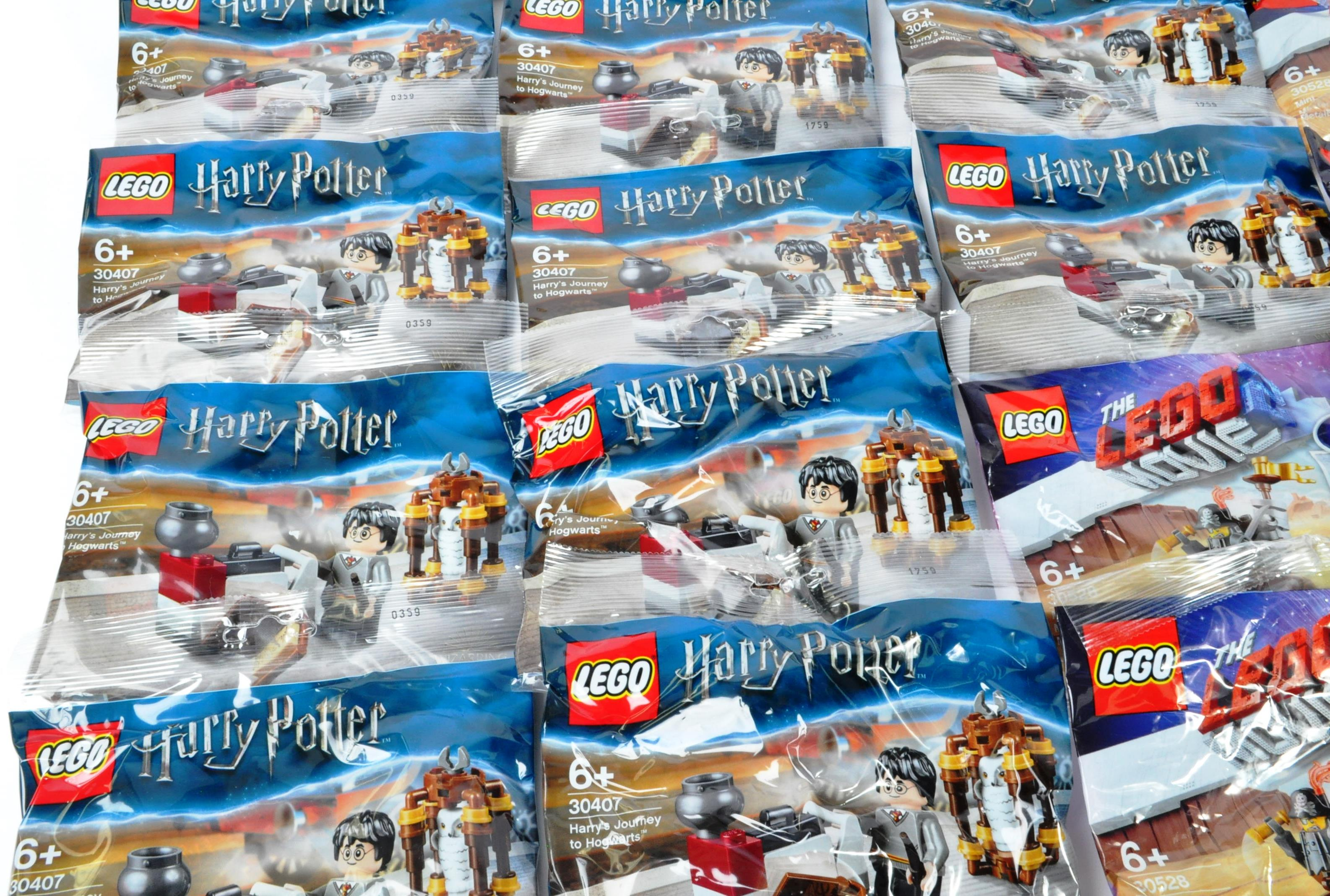 LEGO - LARGE COLLECTION OF LEGO MOVIE, CITY & HARRY POTTER SETS - Image 3 of 5