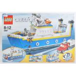 LEGO SET - LEGO CREATOR - 4997 - TRANSPORT FERRY