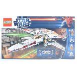 LEGO SET - LEGO STAR WARS - 9493 - X-WING STARFIGHTER