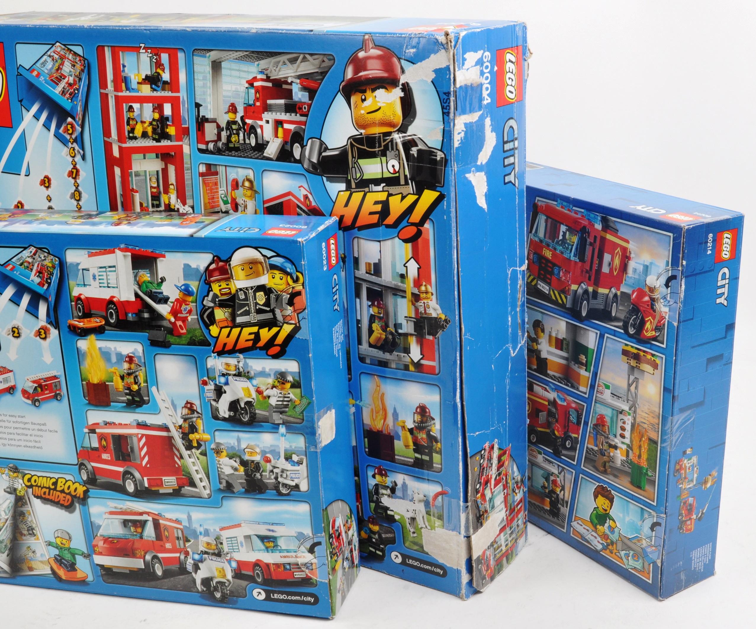 LEGO SETS - LEGO CITY - 60004 / 60214 / 60023 - Image 3 of 3