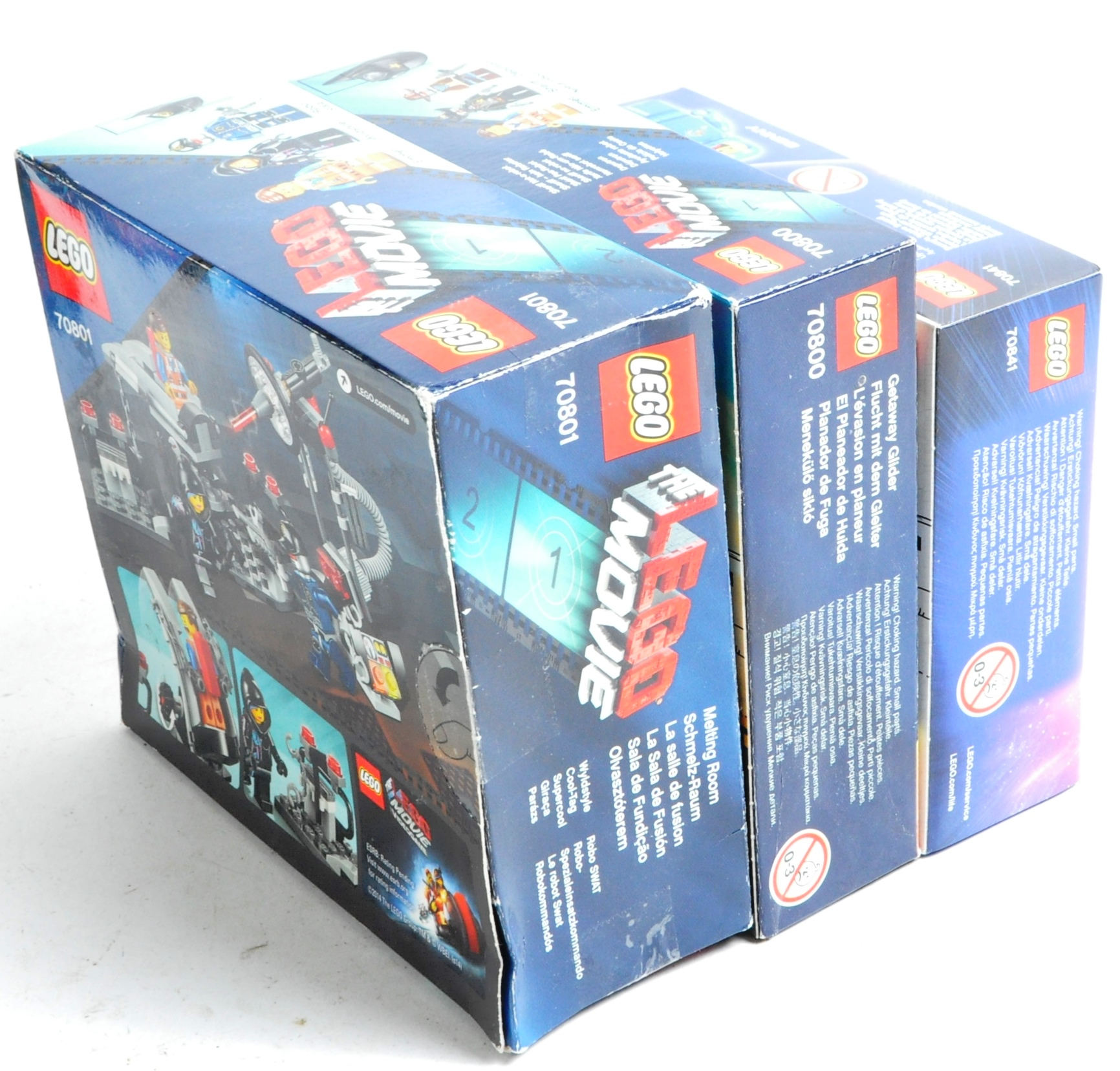 LEGO SETS - THE LEGO MOVIE - COLLECTION OF X7 LEGO MOVIE SETS - Image 11 of 17