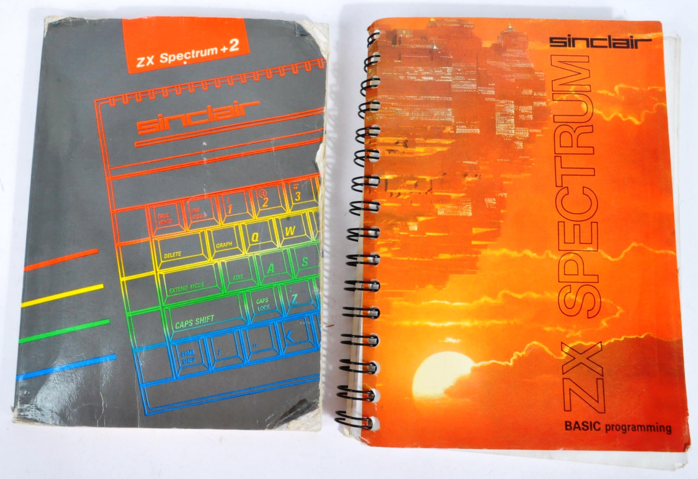 VINTAGE SINCLAIR ZX SPECTRUM CONSOLE, GAMES & ACCESSORIES - Image 8 of 8