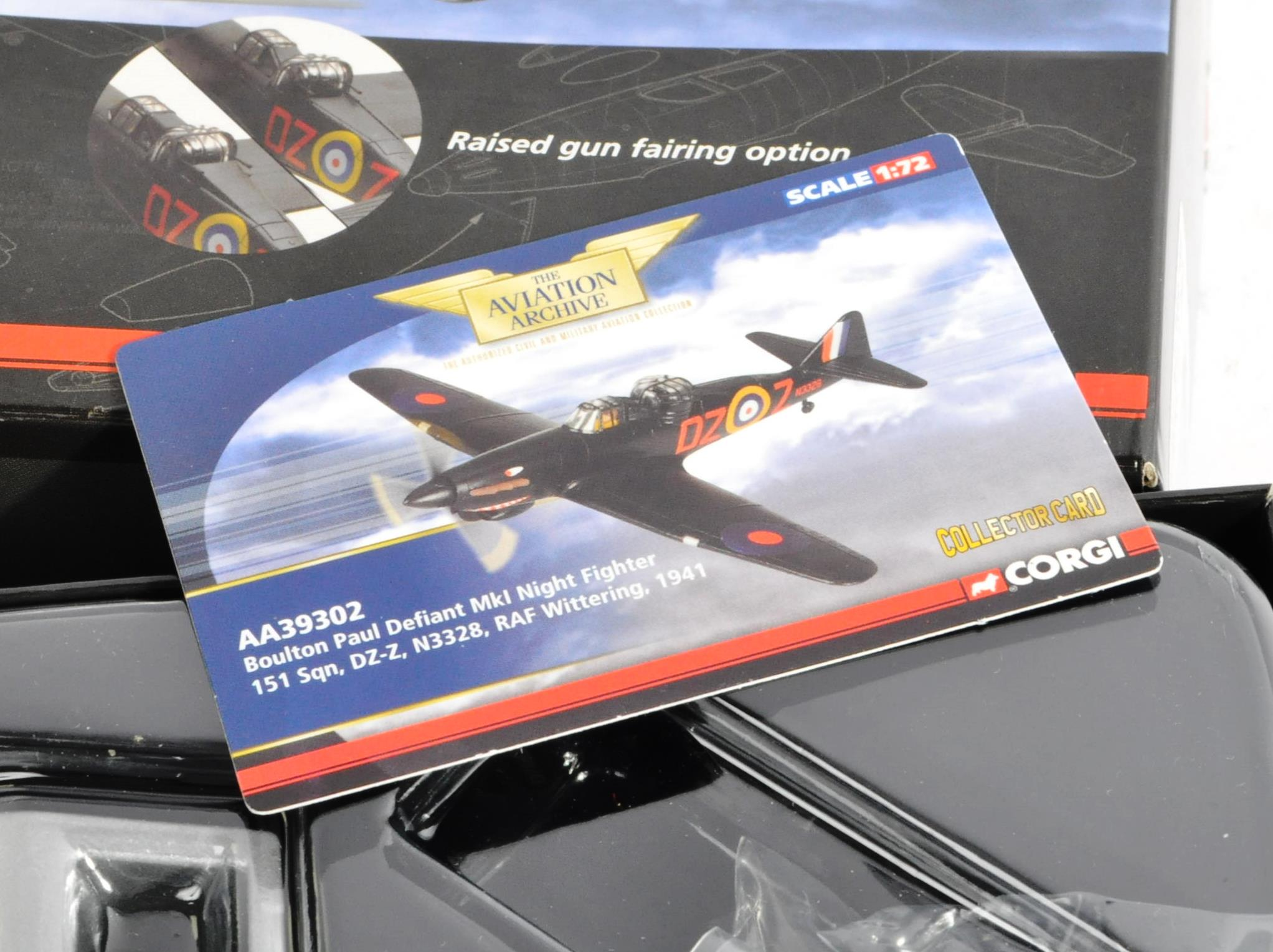 CORGI AVIATION ARCHIVE - TWO BOXED 1/72 SCALE LIMITED EDITION MODELS - Image 2 of 3