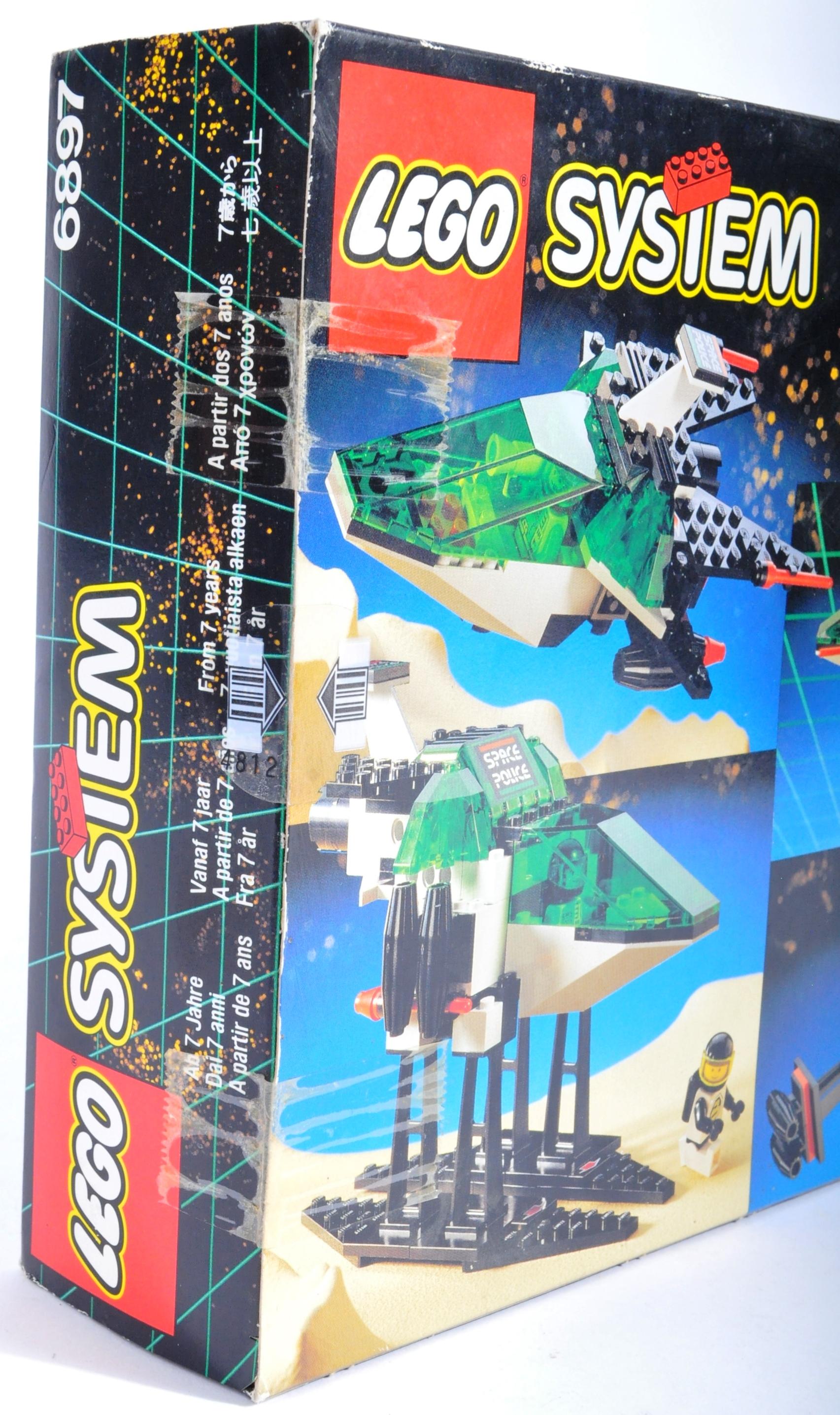 LEGO SET - LEGO SYSTEM - 6897 - REBEL SPACE HUNTER - Image 3 of 4