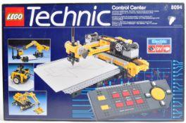 LEGO SET - LEGO TECHNIC - 8094 - CONTROL CENTRE