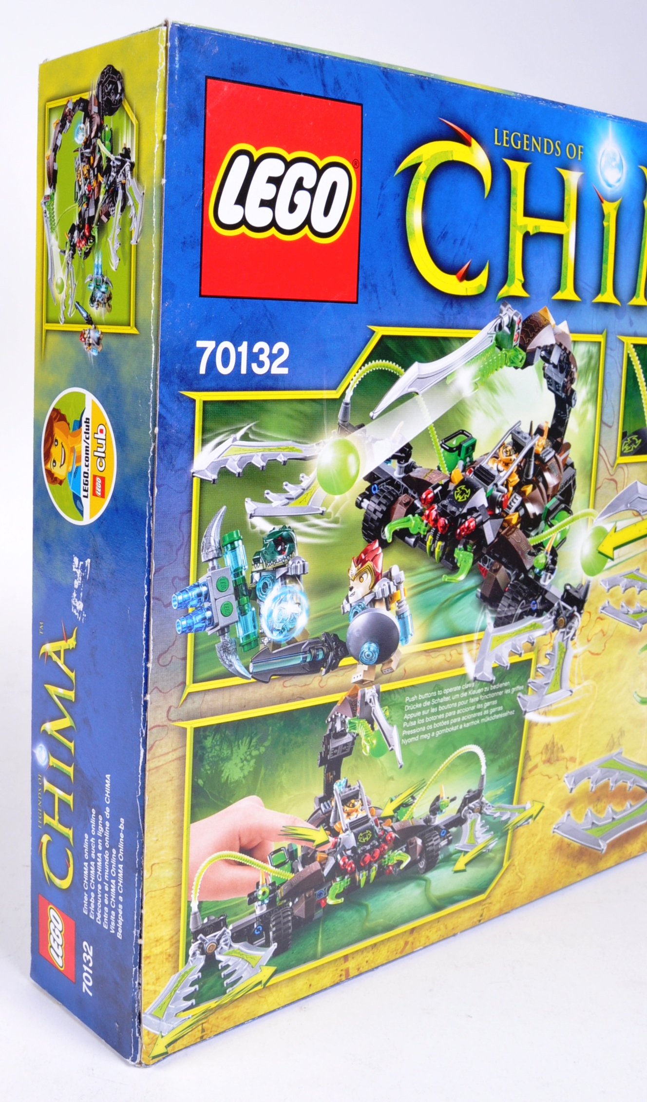 LEGO SETS - LEGENDS OF CHIMA - 70004 / 70132 - Image 6 of 6