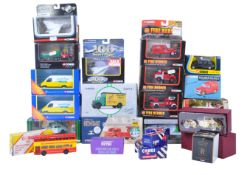 COLLECTION OF ASSORTED CORGI DIECAST MODEL VEHICLES