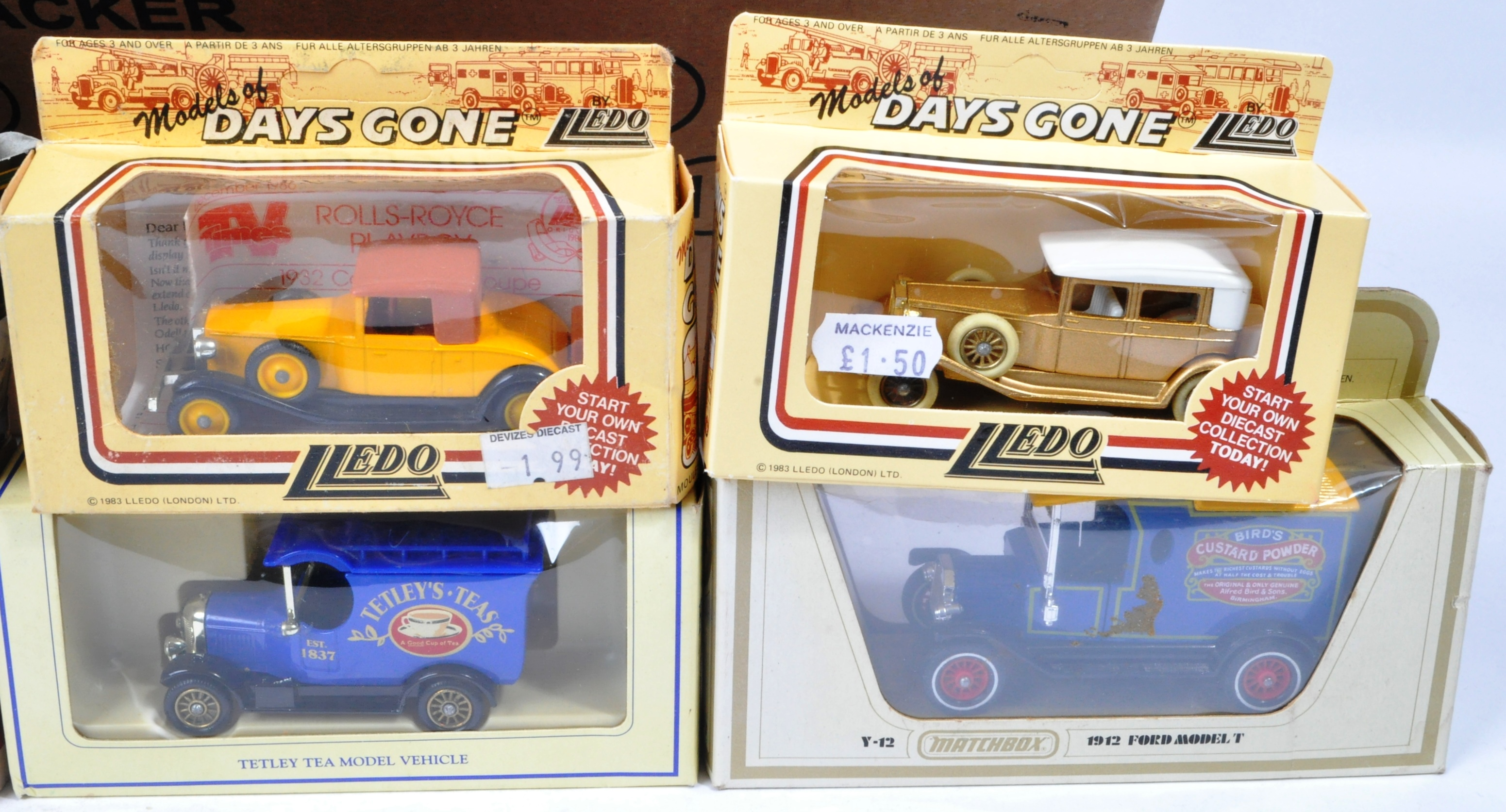 LARGE COLLECTION OF ASSORTED BOXED DIECAST - LLEDO, MATCHBOX - Image 3 of 4