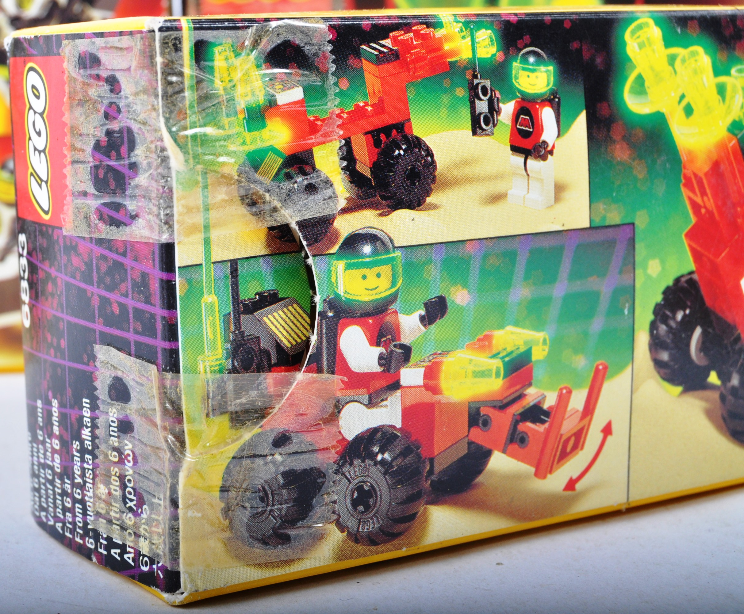 LEGO SETS - BLACKTRON - 6832 / 6833 / 6851 / 6878 / 6887 - Image 4 of 10