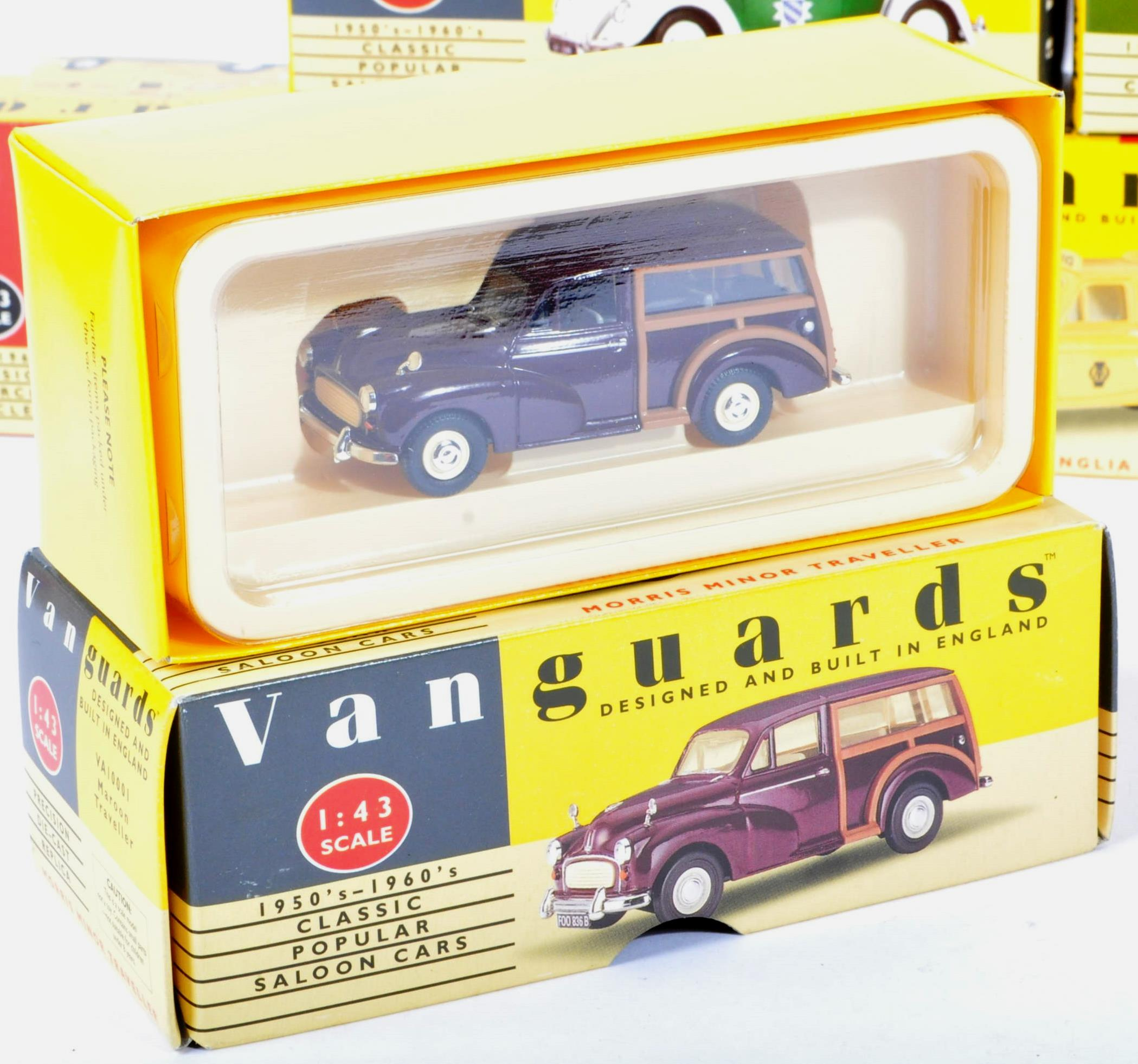 COLLECTION OF X10 LLEDO VANGUARDS DIECAST MODELS - Image 4 of 5
