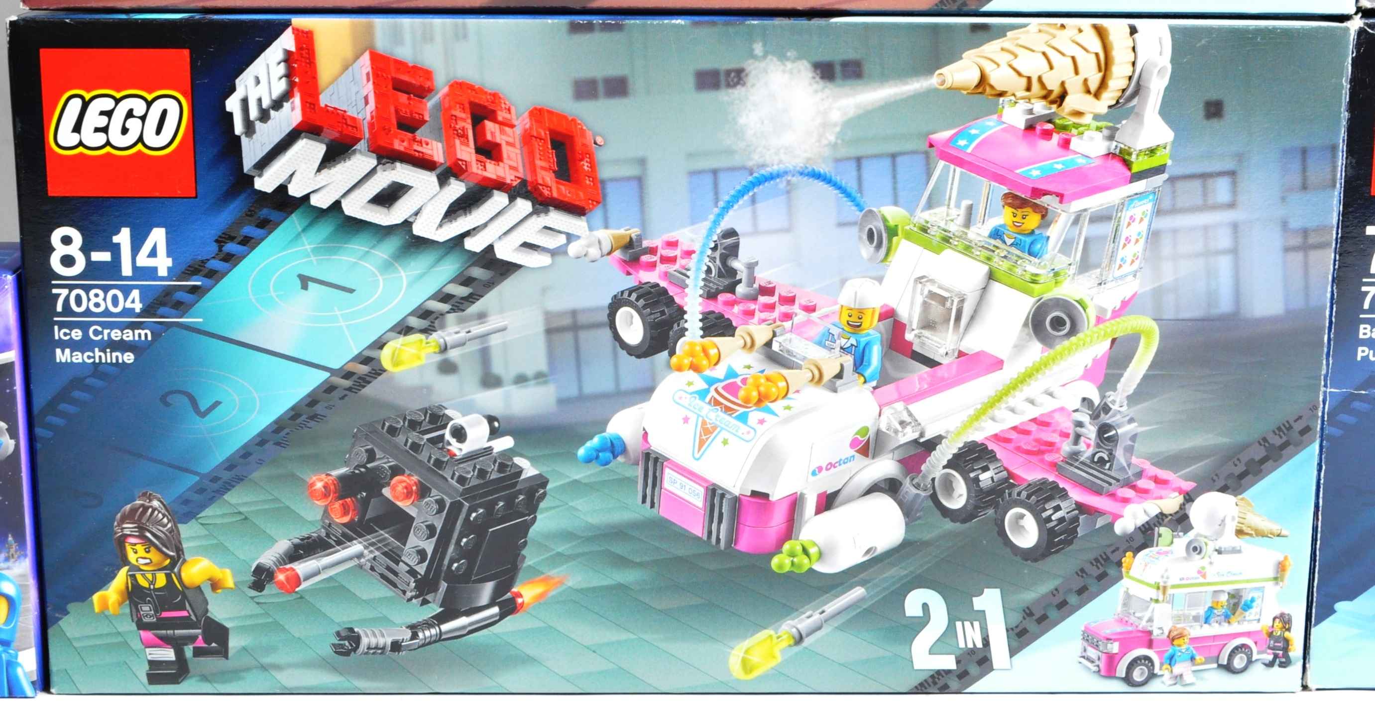 LEGO SETS - THE LEGO MOVIE - COLLECTION OF X7 LEGO MOVIE SETS - Image 4 of 17