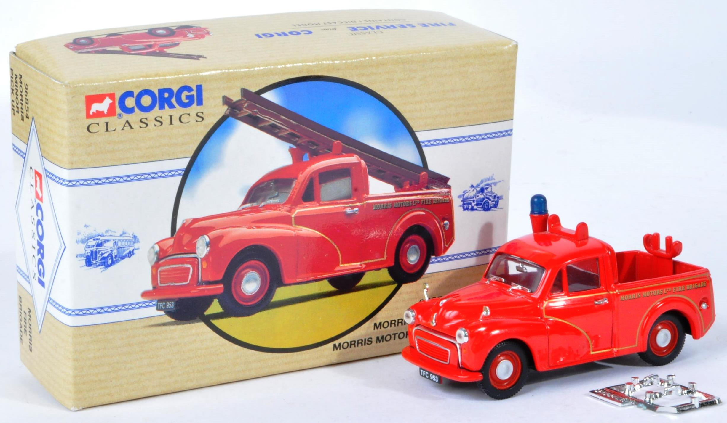 COLLECTION OF ASSORTED CORGI DIECAST MODEL CARS - Image 2 of 5
