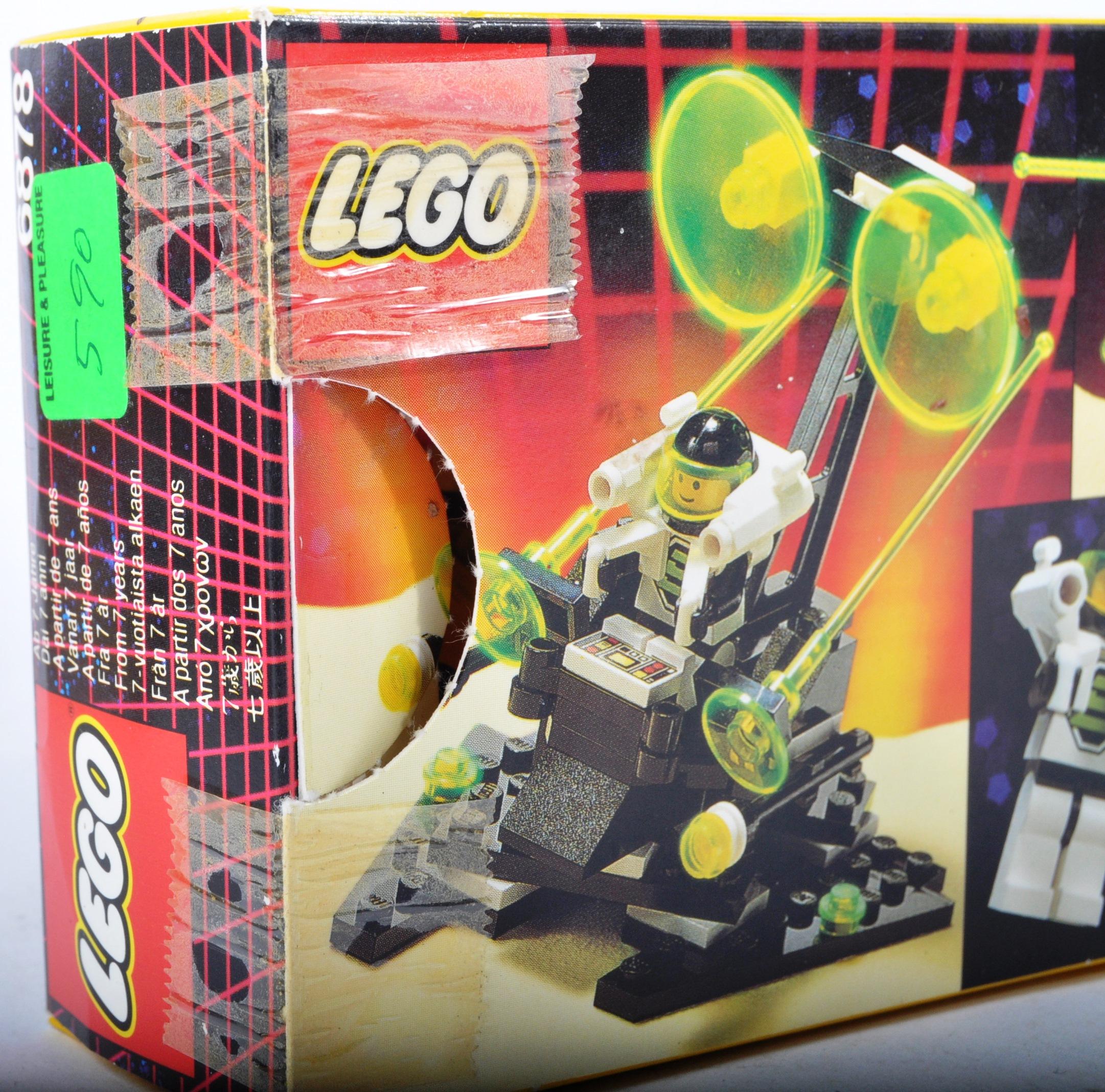 LEGO SETS - BLACKTRON - 6832 / 6833 / 6851 / 6878 / 6887 - Image 7 of 10