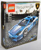 LEGO SET - 8214 - GALLARDO LP 560-4 POLIZIA