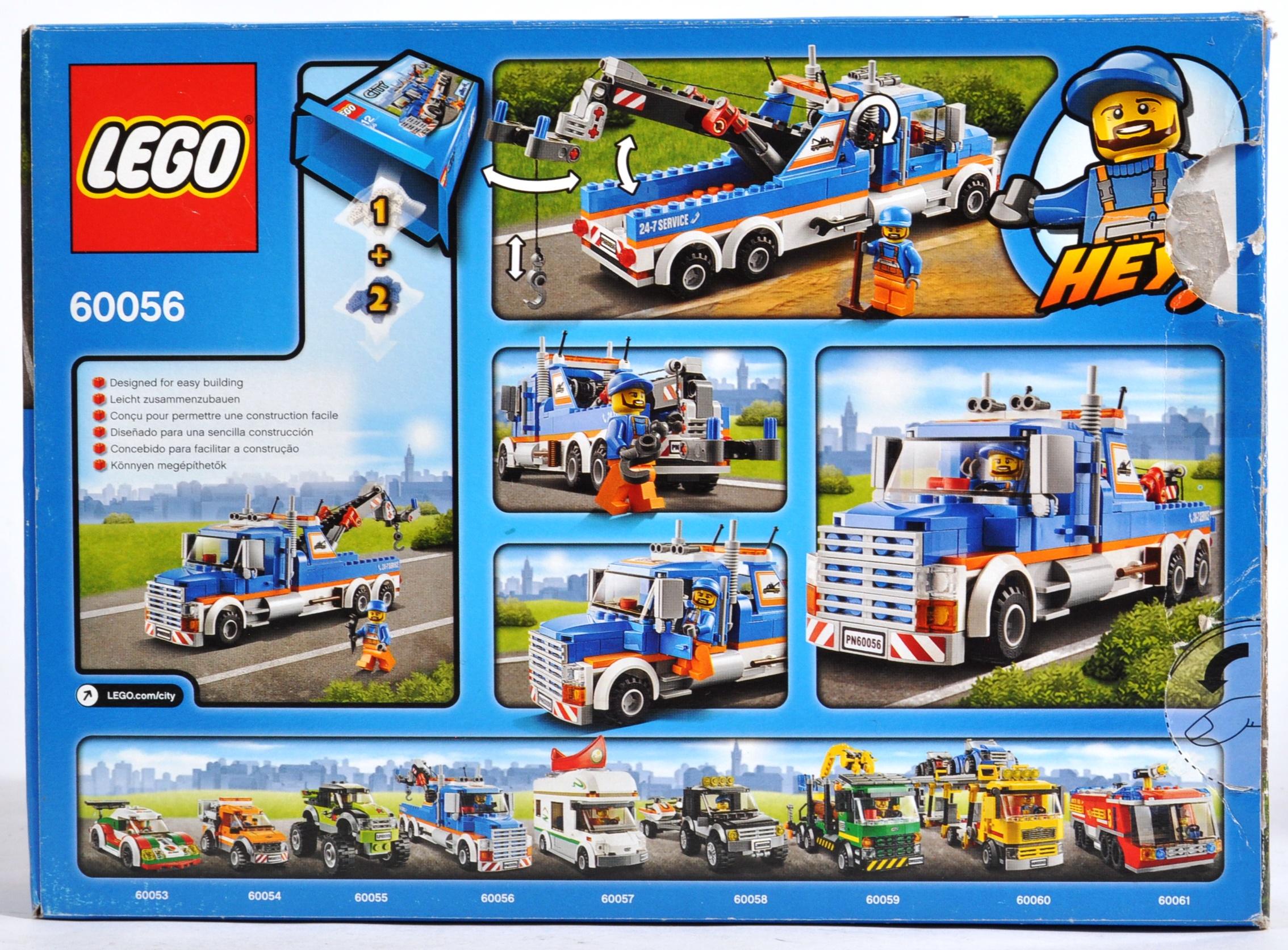 LEGO SETS - LEGO CITY - 60023 / 60056 / 60223 - Image 11 of 11