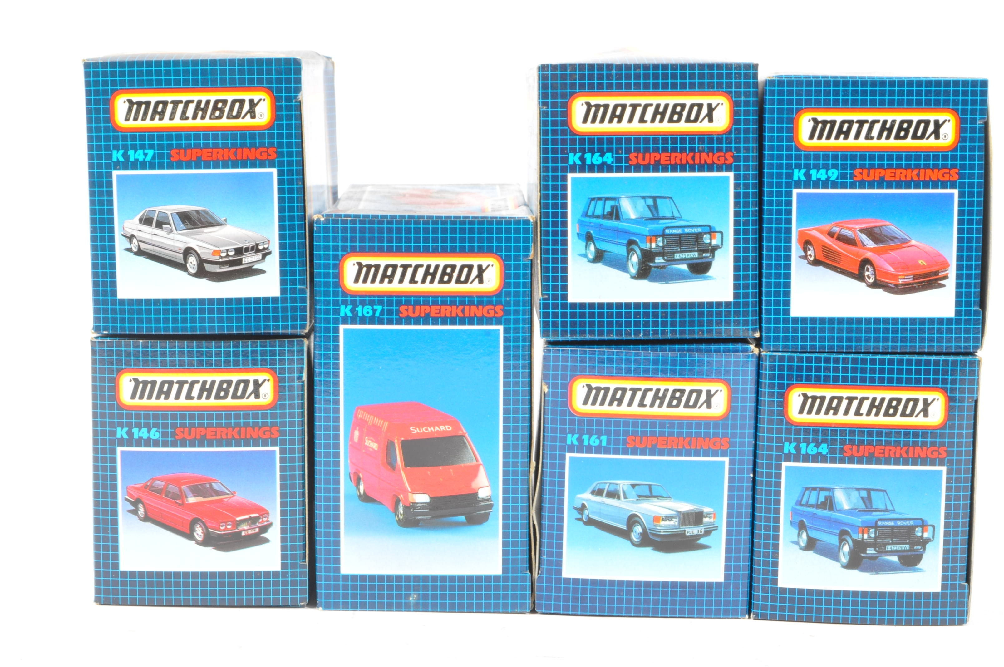 COLLECTION OF VINTAGE MATCHBOX SUPERKINGS DIECAST MODELS - Image 4 of 6