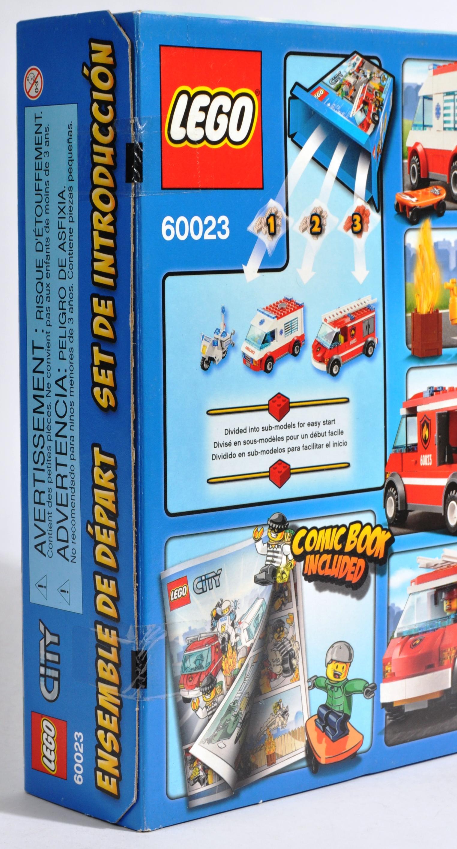 LEGO SETS - LEGO CITY - 60023 / 60056 / 60223 - Image 6 of 11