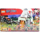 LEGO SET - LEGO HARRY POTTER - 4738 - HAGRID'S HUT