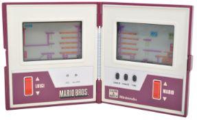 VINTAGE NINTENDO SUPER MARIO BROS GAME & WATCH